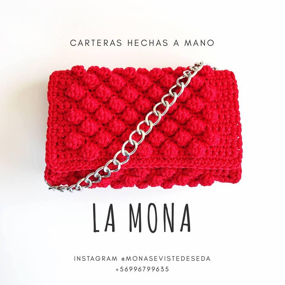La Mona, carteras nacionales hechas a mano que unen lujo y artesanía