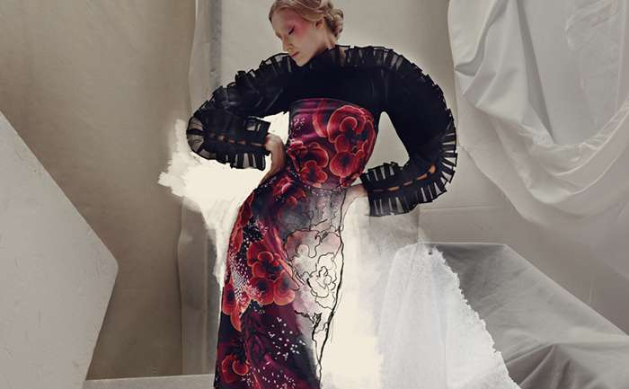 Zarvich, la firma uruguaya de demi couture