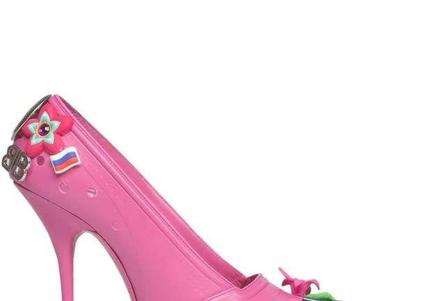¿Sí o no?: Los nuevos tacones Crocs de Balenciaga