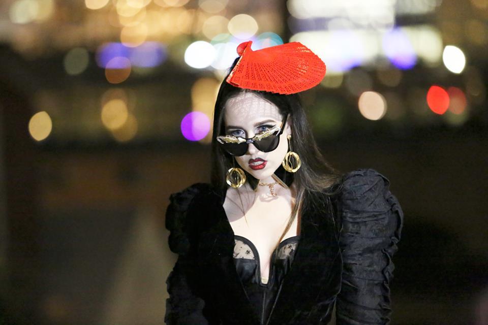 El estilo de la cantante Allie X