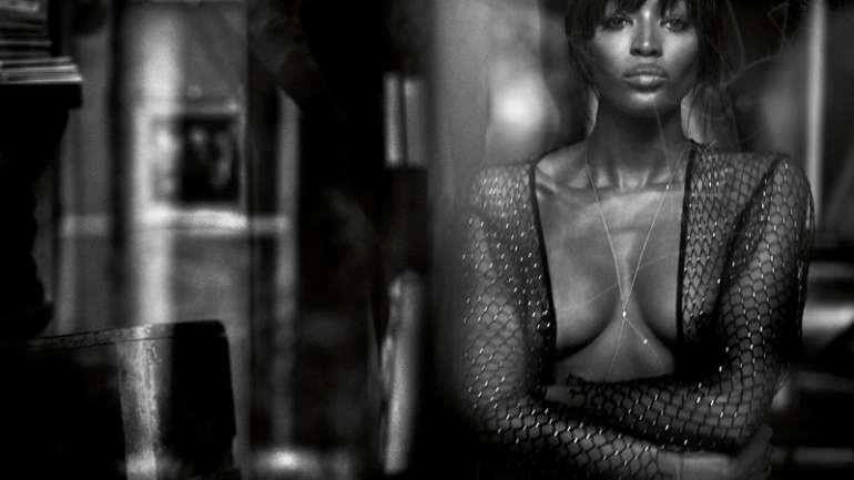 Flashback: La esencia de Naomi Campbell por Peter Lindbergh
