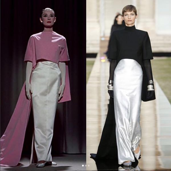 Por siempre Hubert: El homenaje de Clare Waight Keller al creador de Givenchy