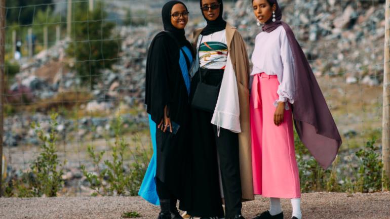 Lo mejor del street style de Helsinki Fashion Week Spring 2019