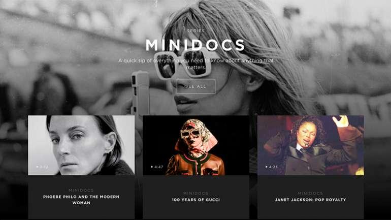 Una plataforma de streaming que une la moda, el arte y el diseño: Made2Measure