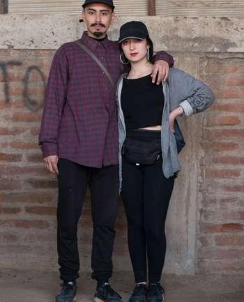Pablo y Deborah