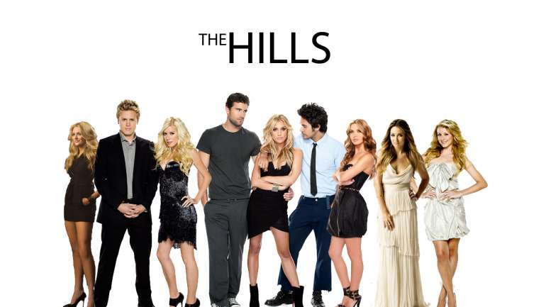 "El regreso del reality show ""The Hills: New Beginnings"""