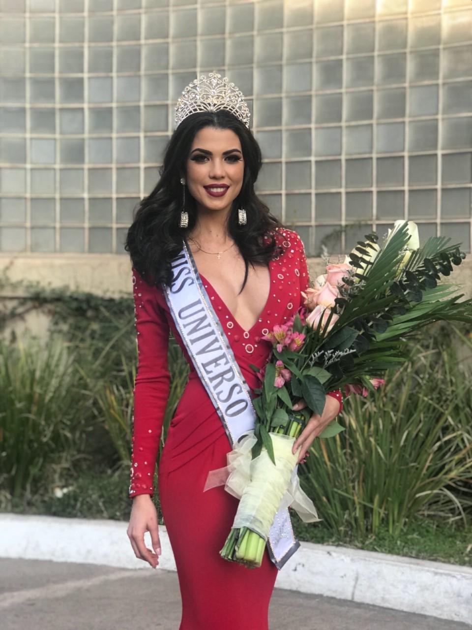 Andrea Díaz, la nueva Miss Chile que busca ganar la corona ...