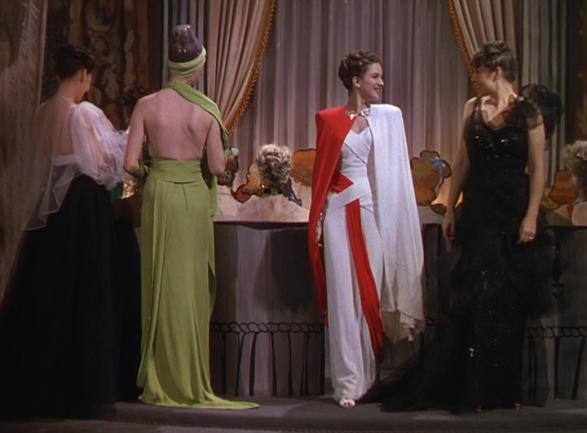 """Un clásico a todo color: Los diseños de Adrian en """"The Women"""" (1939)"""