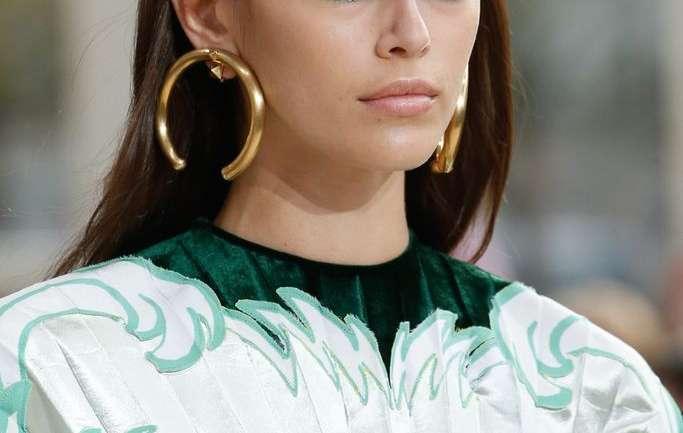 El maquillaje del desfile de Valentino en Paris Fashion Week