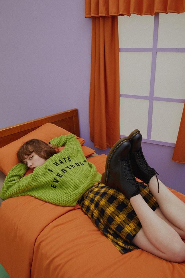 Llegó la colección de nuestros sueños: Daria x Lazy Oaf