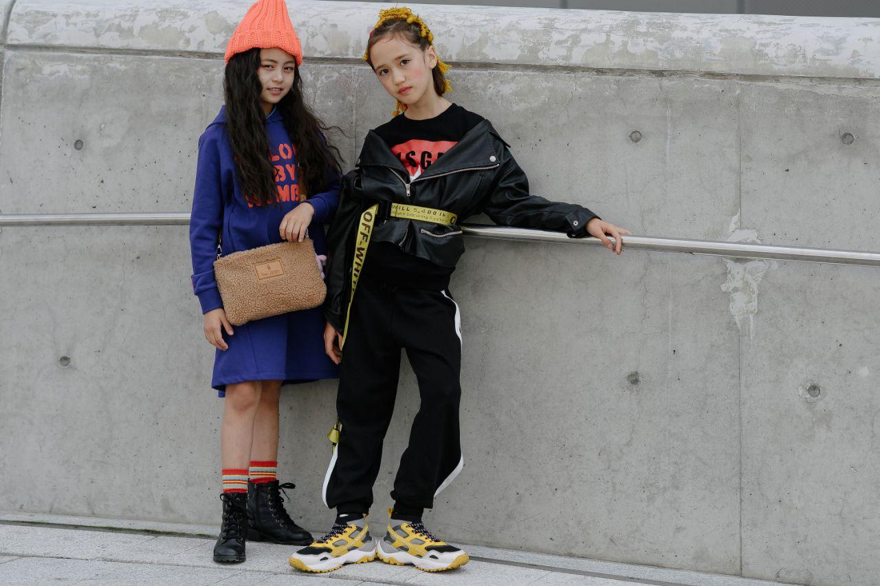 Lo mejor del street style de Seoul Fashion Week Spring 2019