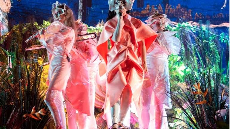 Micol Ragni, la última diseñadora favorita de Björk
