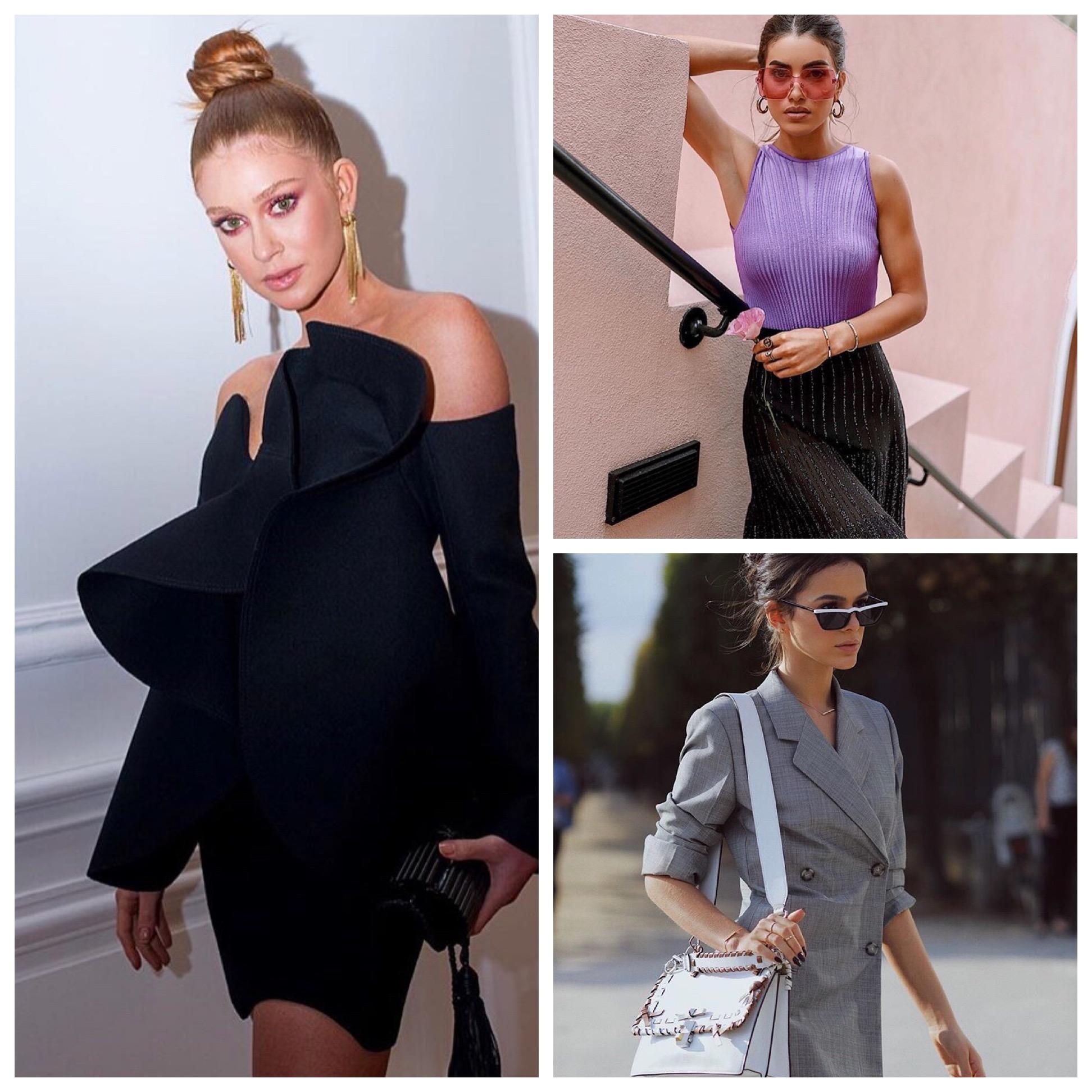 Te presentamos a las tres it girls brasileñas que están presentes en los fashion weeks