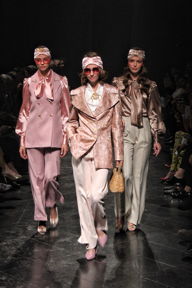 Mercedes Benz Fashion Week Chile: Primer día