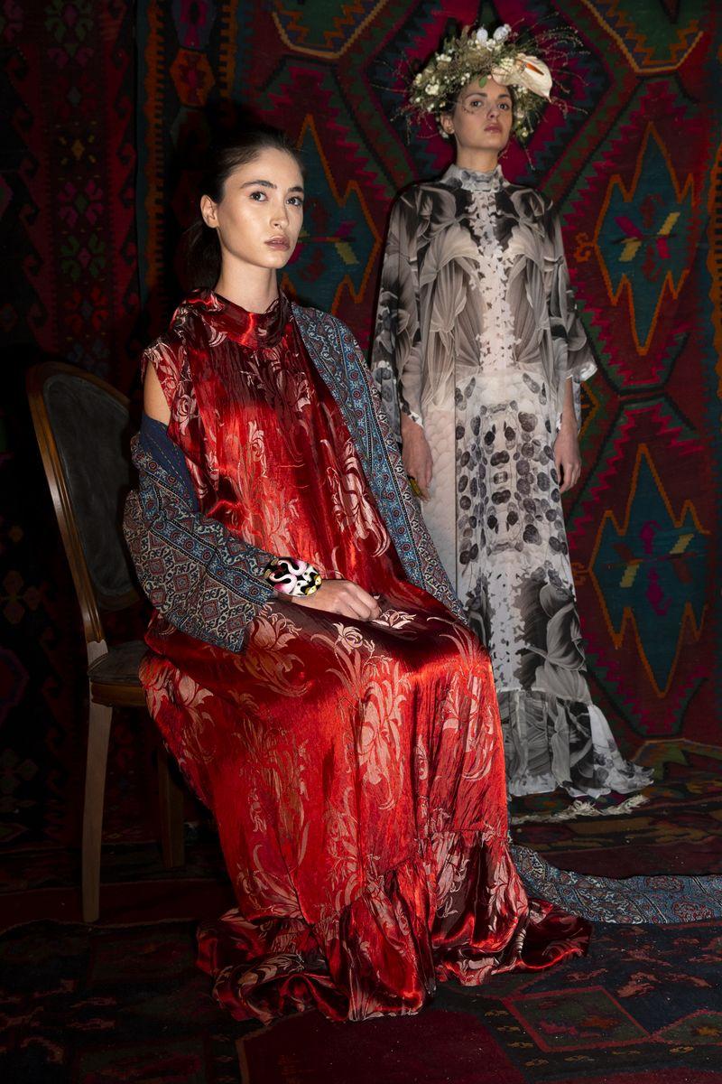 Los mejores looks de pasarela en Tbilisi Fashion Week S/S 2019