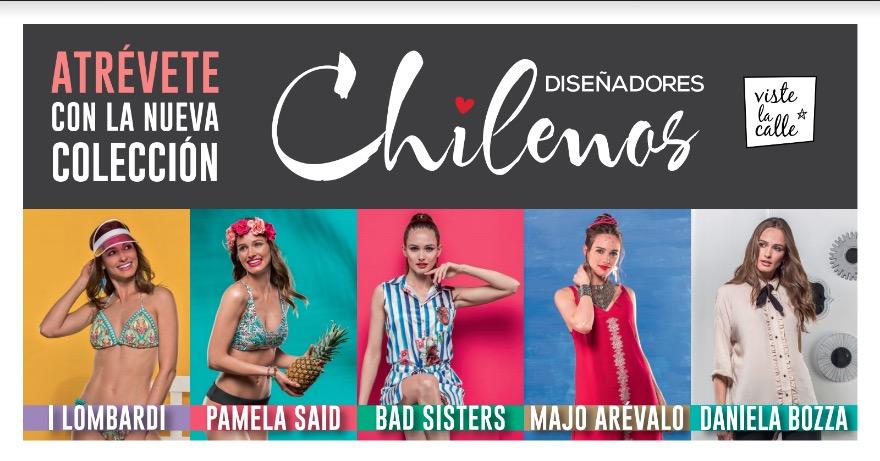 Jumbo lanza nueva colección junto a diseñadores chilenos