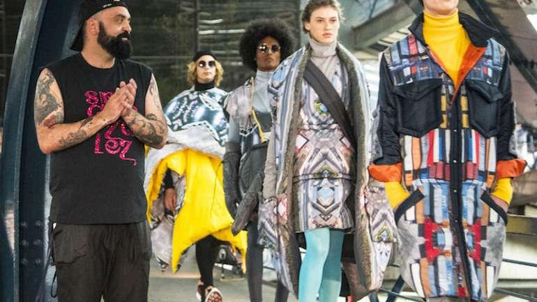 Experiencias de moda en el extranjero: Sr. González en MICBR 2018