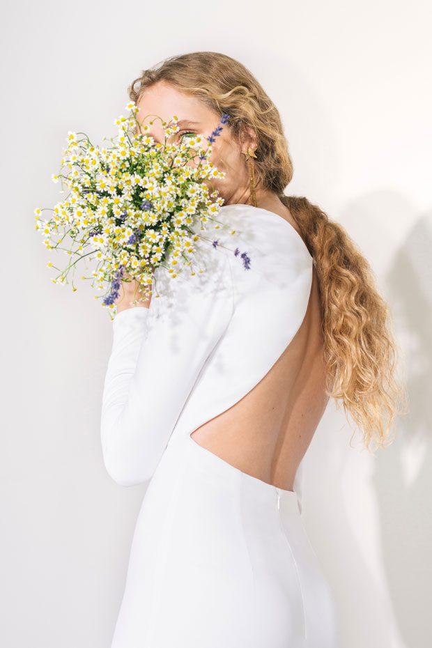 Novia sustentable: Stella McCartney lanza su primera colección bridal