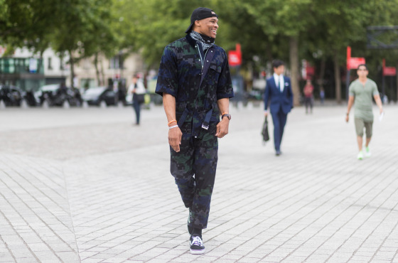 Russell Westbrook, el rey del estilo de la NBA