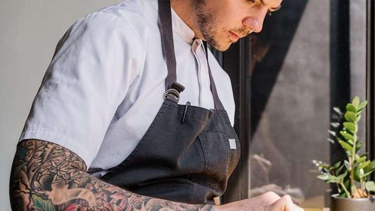 """Entrevista al chef Joseph Geiskopf: """"Crear y colaborar conscientemente es difícil. Especialmente en Los Ángeles, donde todos están buscando ganar algo de ti"""""""
