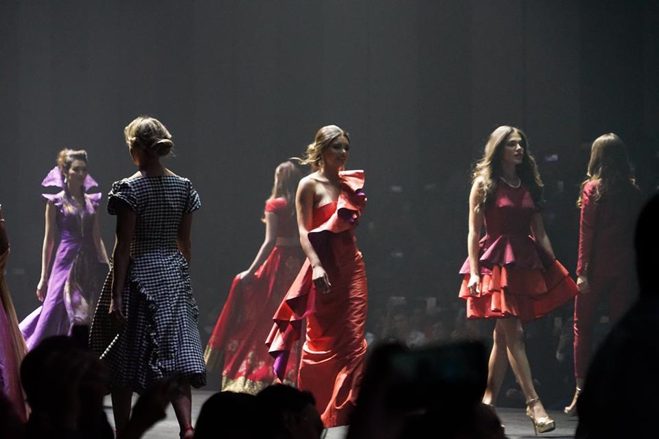 Experiencias de moda en el extranjero: Sebastián del Real en la Octava celebración de la Seda en Tailandia
