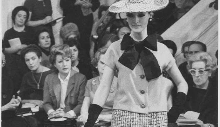 Flashback: La primera colección de Yves Saint Laurent, 1962