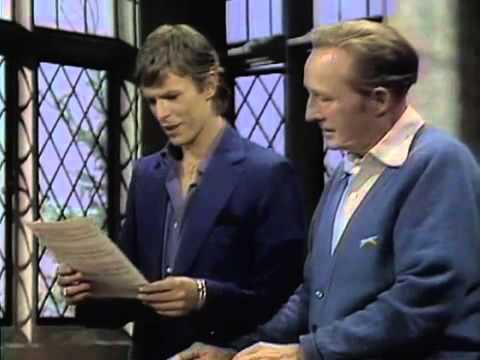 Cuando Bowie cantó villancicos con Bing Crosby