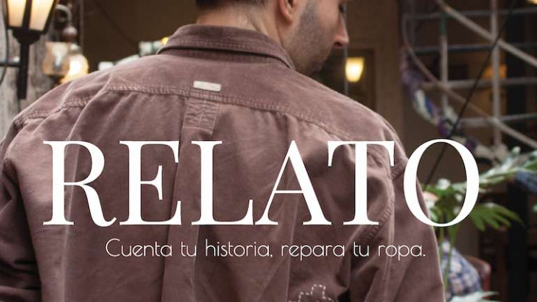 Relato, una inciativa chilena que reivindica la refacción de prendas