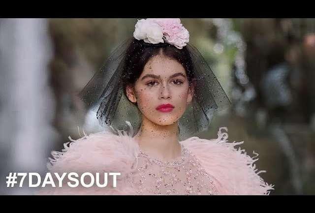 "Vimos ""7 Days Out"", el documental de Netflix sobre Chanel"