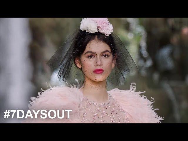 "Vimos ""7 Days Out"", el documental de Netflix sobre Chanel"