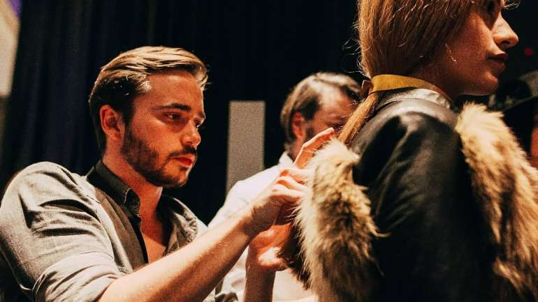 Entrevista al peluquero y maquillador Vicente Ferrer