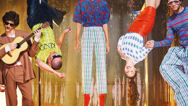 Kenzotopia, el regreso de David LaChapelle a las campañas de moda