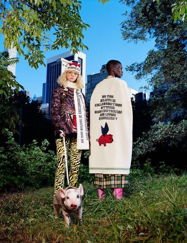 d7fcb7526 La línea saldrá a la venta el 05 de febrero, exactamente el día que se  inicia el Año Nuevo Chino. La campaña editorial fue realizada en Nueva York  y ...