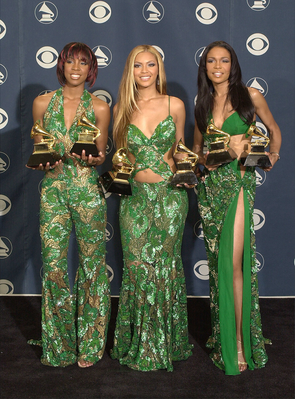 Flashback al estilo de la banda Destiny's Child