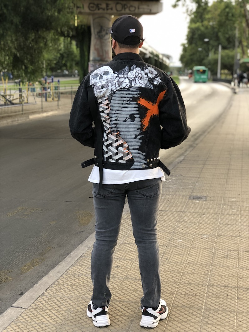 """Entrevista a la marca chilena de chaquetas Ca.LAB.era: """"Para nosotros cada chaqueta no es simplemente una prenda de vestir, es una obra"""""""