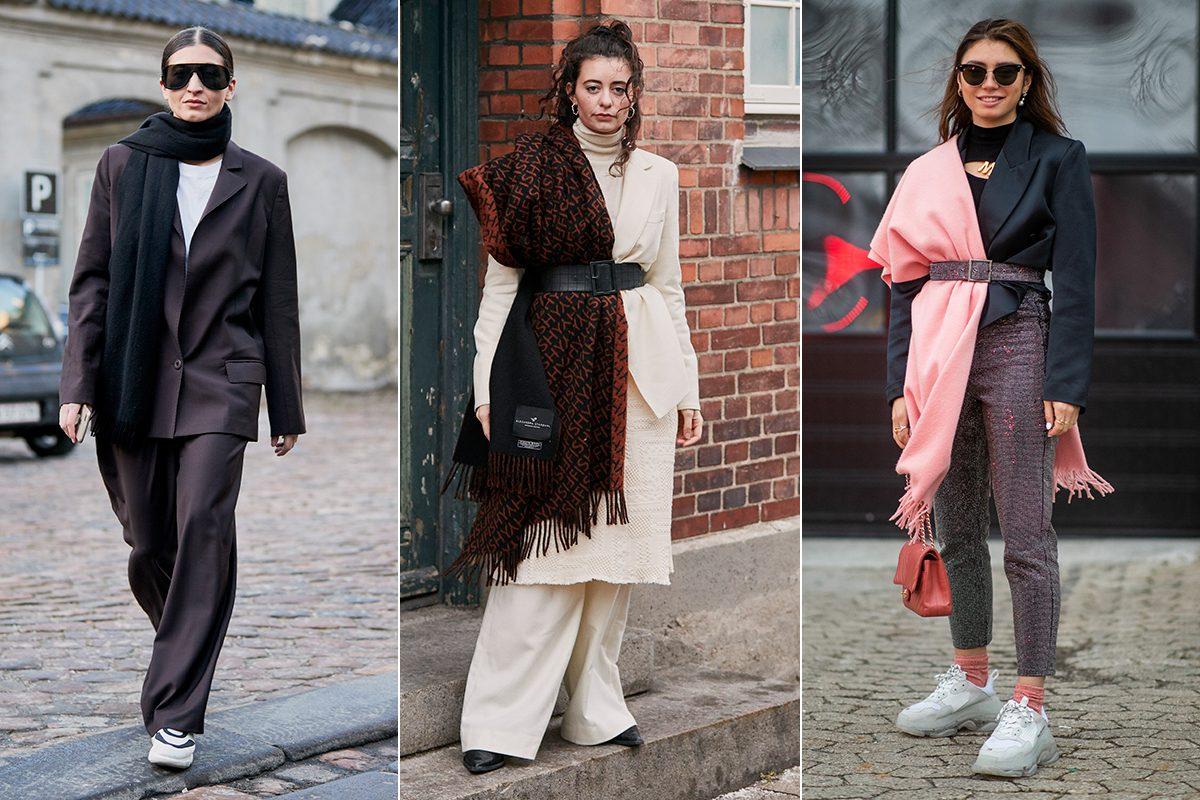 Tips para copiar el estilo de invierno de las mujeres de Copenhagen