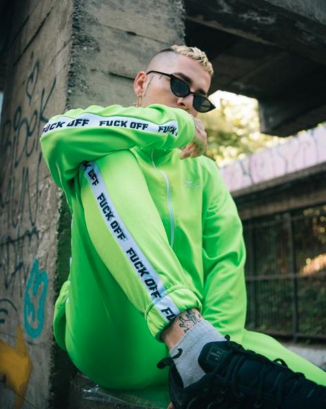 """Entrevista al cantante urbano Ceaese: """"Siempre traté de ser el transgresor, siempre fui el lado B del hiphop en Chile y eso se refleja en mi música y en la imagen que proyecto al mundo"""""""