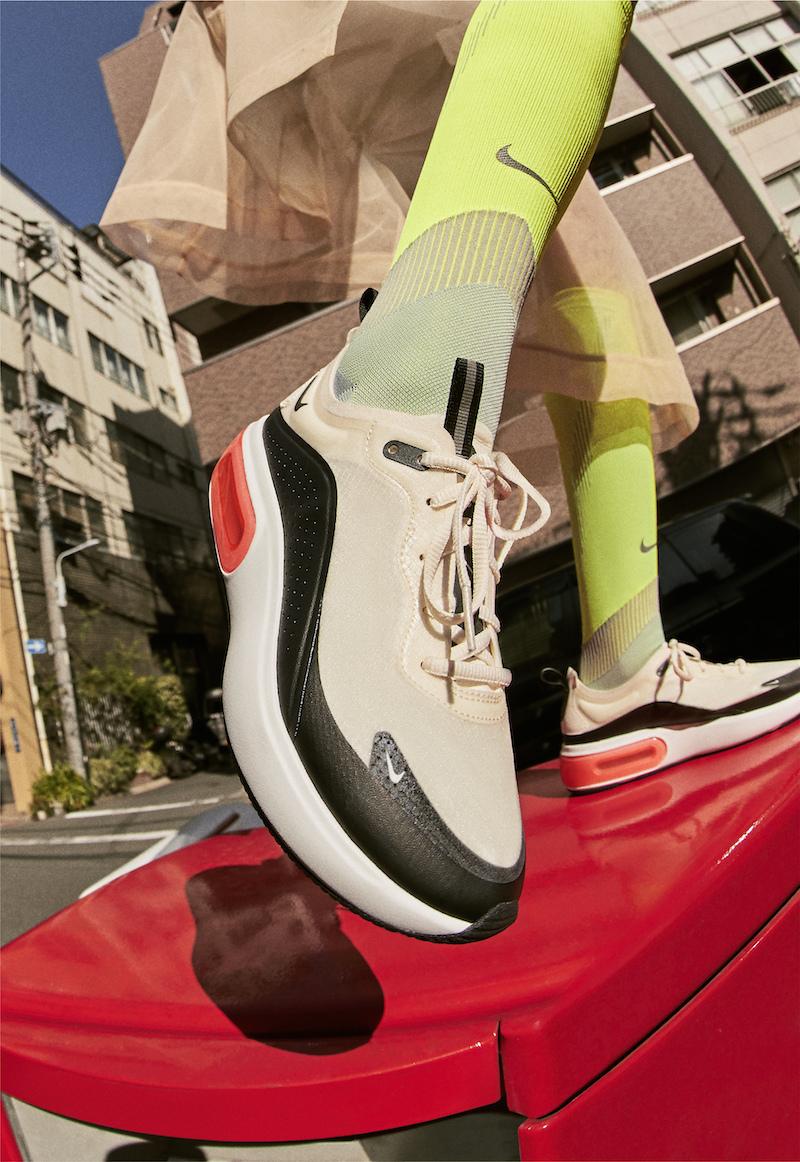 Nike presenta Air Max Dia, una nueva zapatilla femenina