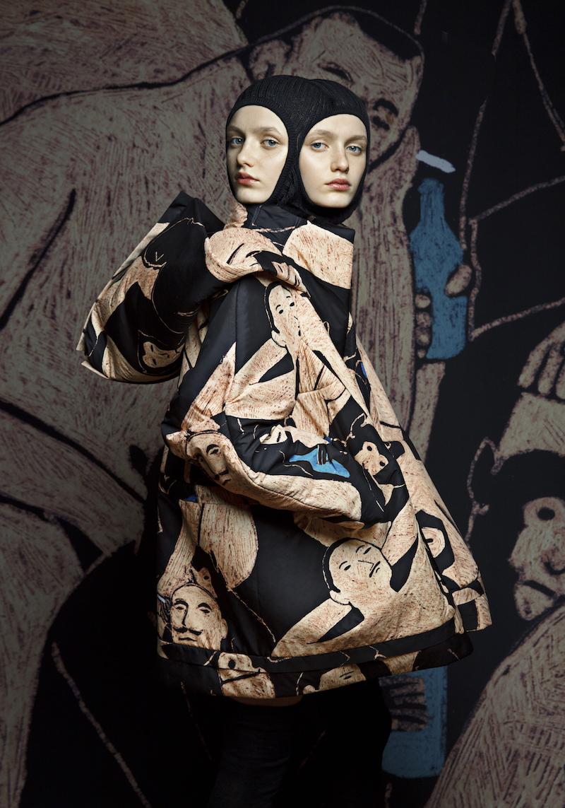 Desde Milán: Fashionavant, la presentación de diseñadores de Estonia