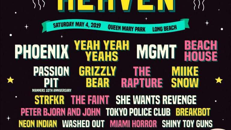 Just Like Heaven, el festival musical que reúne a los músicos de la década del 2000