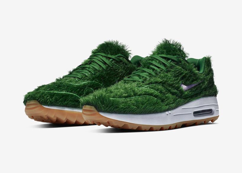 Zapatos de pasto, una nueva tendencia
