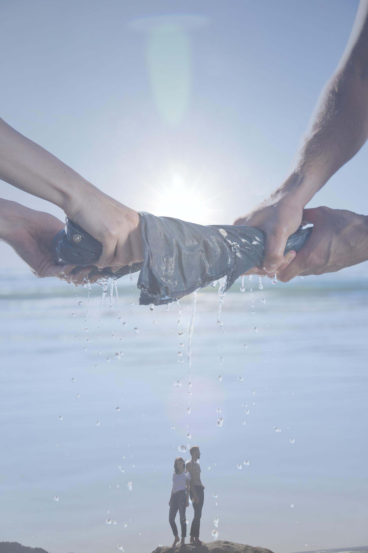 Waterless, una técnica que disminuye la cantidad de agua que se utiliza para crear un jeans