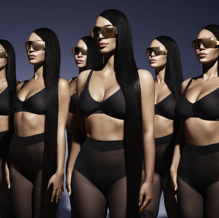 La línea de lentes de sol diseñados por Kim Kardashian West