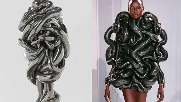 @arthistoryfashion, la cuenta que muestra las inspiraciones artísticas tras la moda
