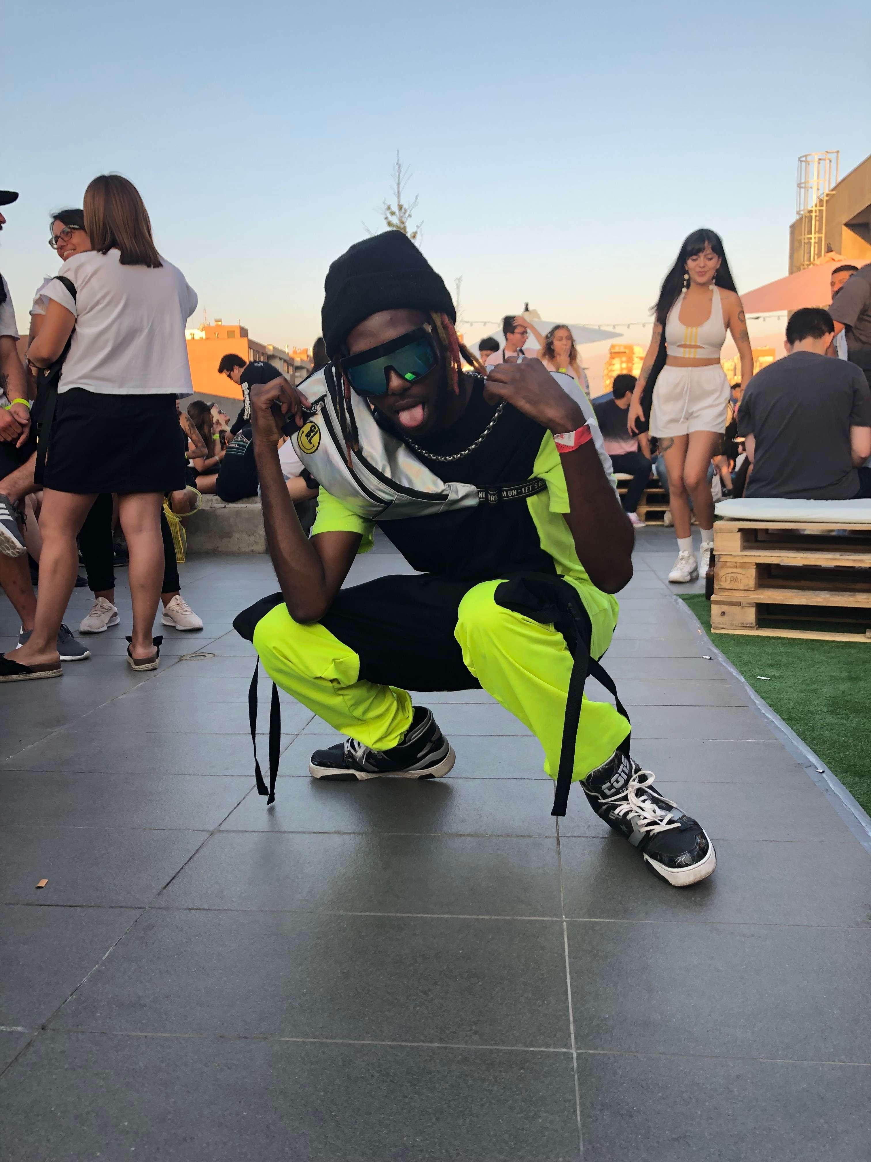 El street style que vimos en el Converse Festival GIRL