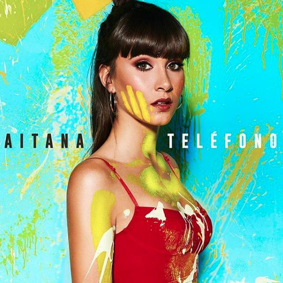 El estilo de Aitana, la cantante española que gana terreno en la industria de la moda