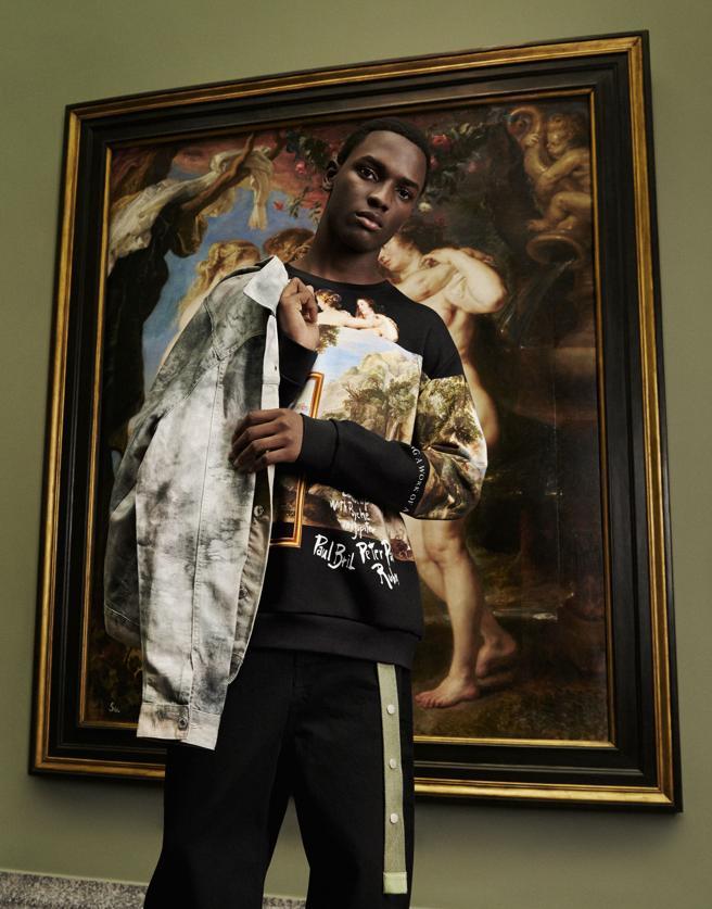 Moda & Arte: La colección masculina de Zara que homenajea al Museo del Prado