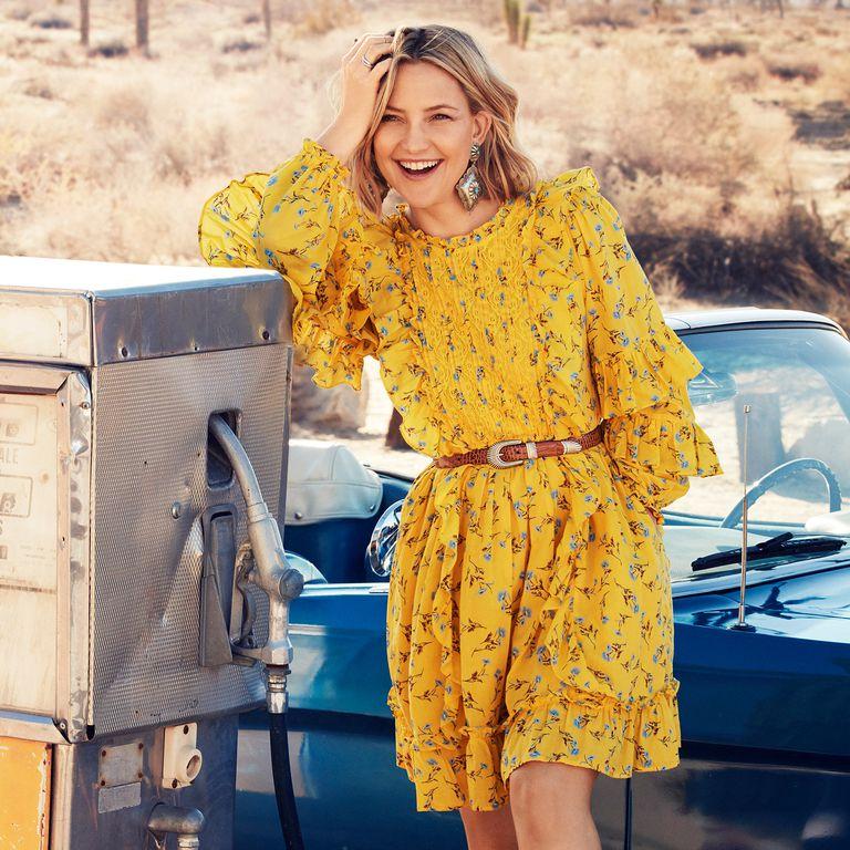HappyxNature, la línea de ropa sustentable de Kate Hudson