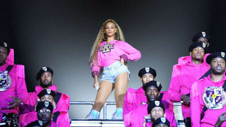 "Beyoncé lanza merch inspirada en su show ""Homecoming"""