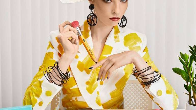 La segunda colección de Moschino x Sephora inspirada en útiles escolares y artículos de oficina
